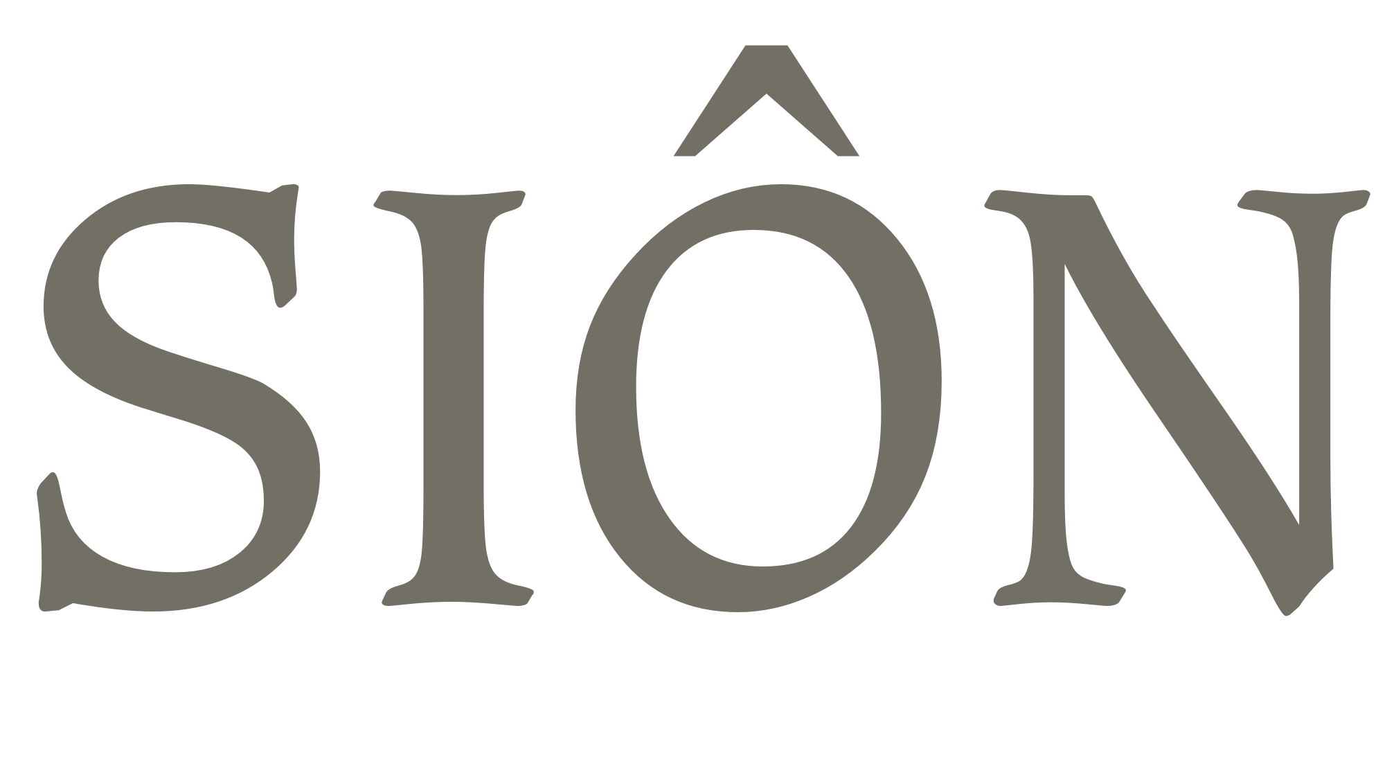 SIÔN - Name's Meaning of SIÔN (SIoN)