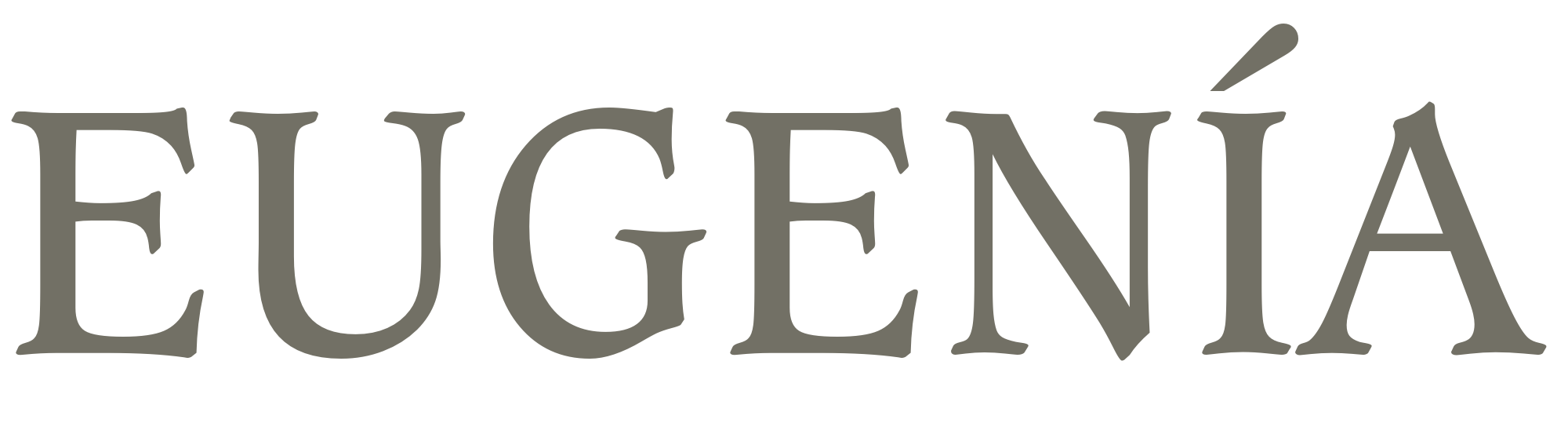 Eugenía - Name's Meaning of Eugenía (Eugenia)